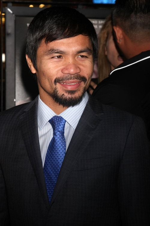Manny Pacquiao TCL Chinese Theater
