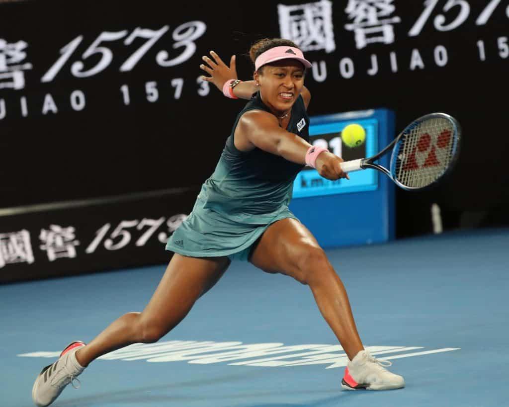 Naomi Osaka Melbourne Open 2019