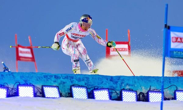 Lindsey Vonn Ski World Cup