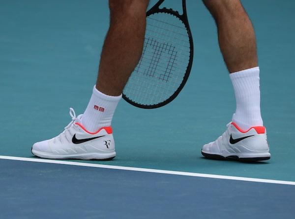 Roger Federer Nike Tennis Shoes 2019