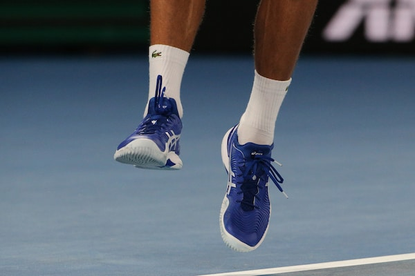 Novak Djokovic Asic Tennis Shoes 2019