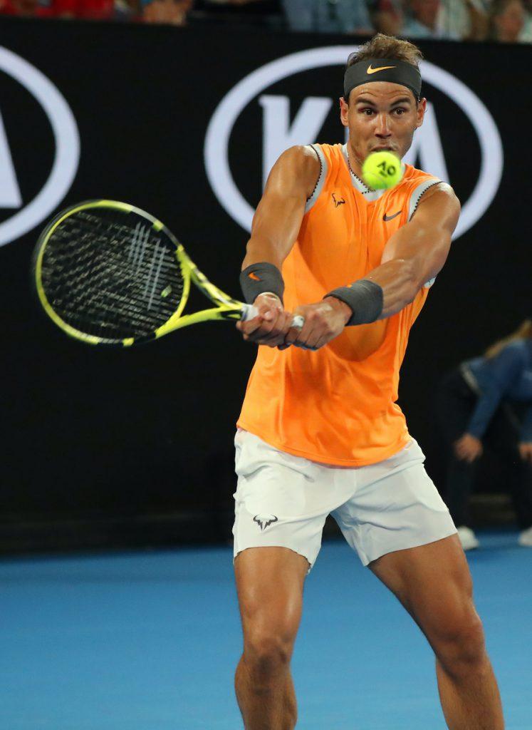 Rafael Nadal - Melbourne Open - 2019