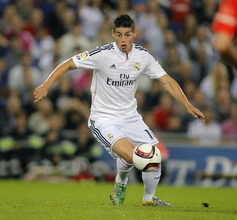 James Rodriguez - Adidas Jersey Number 10