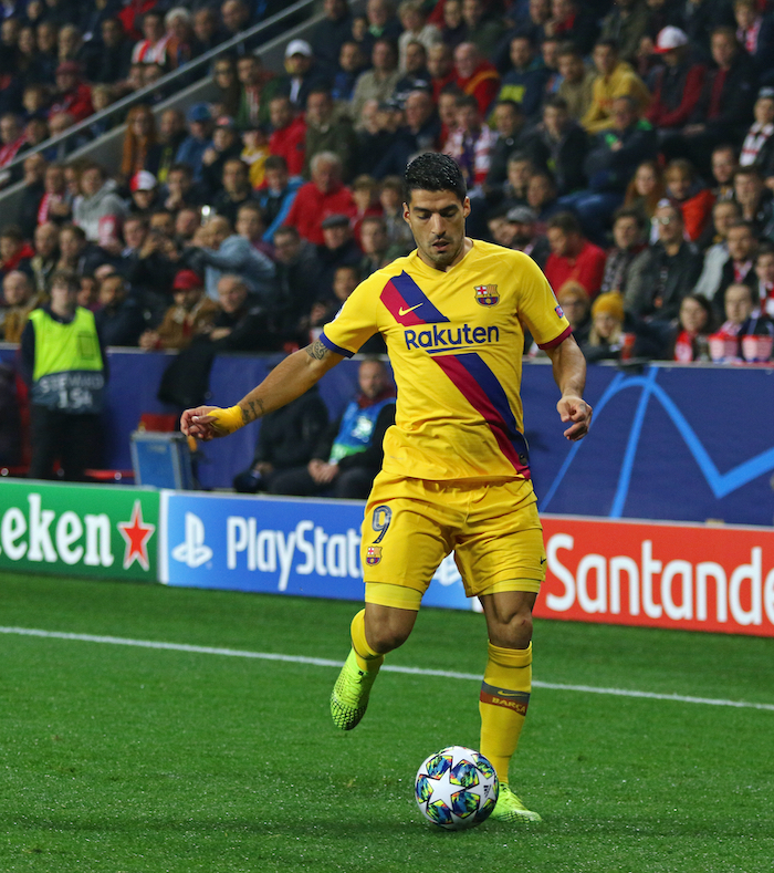 Luis Suarez  2019