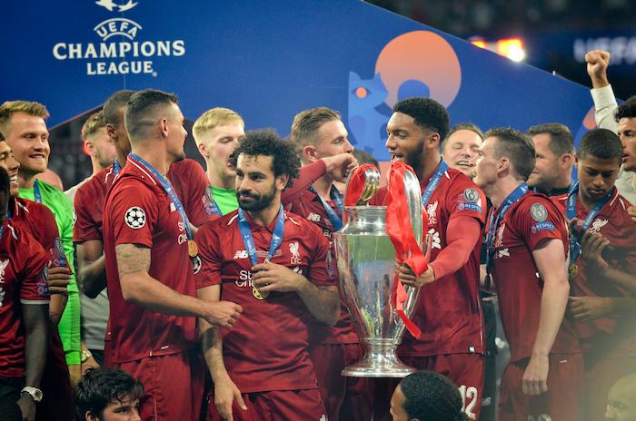 Mohamed Salah - Champions League - May 2019