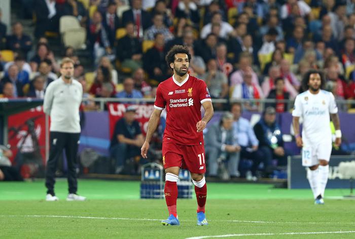 Mohamed Salah - Liverpool - 2018