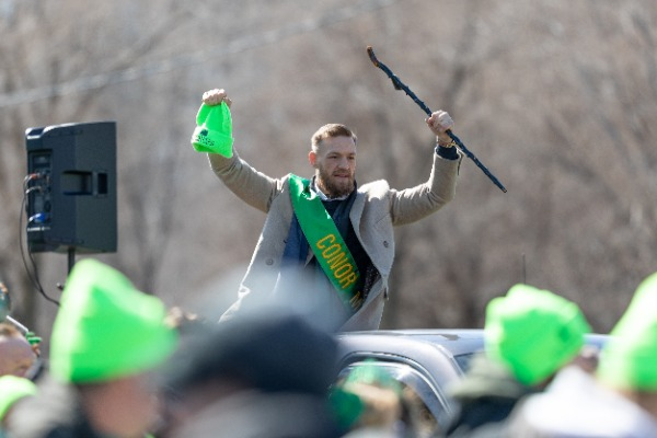 St. Patrick's Day Parade Chicago 2019
