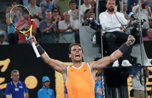 Rafael-Nada-Melbourne Open 2019