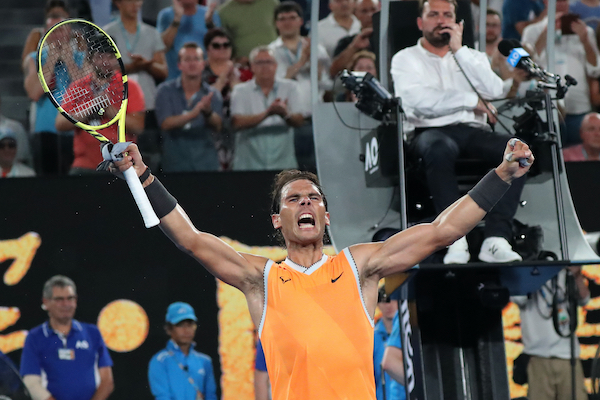 Rafael Nadal - Melbourne Open 2019