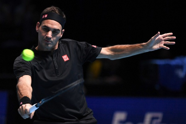 Tennis Internationals Nitto ATP Finals - Singles - Roger Federer Vs Matteo Berrettin