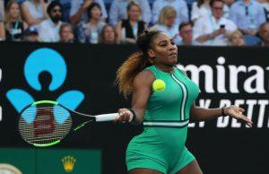 Serena Williams - Jan 2020