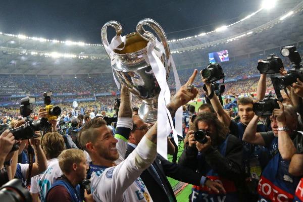 UEFA Champions League Final 2018 in Kyiv, Ukraine