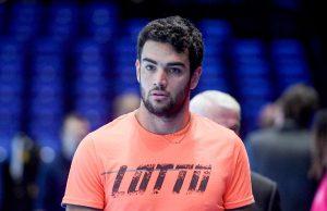 Tennis Internationals Nitto ATP Final Training e Match DOMINIC THIEM - MATTEO BERRETTINI